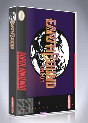 SNES - Earthbound Uncut