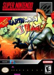 SNES - Earthworm Jim (front)
