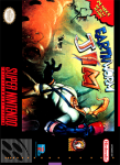 SNES - Earthworm Jim (front)