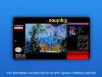SNES - Equinox Label