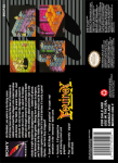 SNES - Equinox (back)