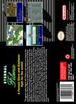 SNES - Eternal Filena (back)