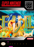 SNES - E.V.O.: Search for Eden (front)