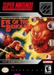 SNES - Eye of the Beholder (front)
