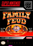 SNES - Family Feud (front)