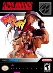 SNES - Fatal Fury (front)