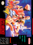 SNES - Fatal Fury 2 (front)