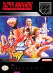 SNES - Fatal Fury 2 (front)