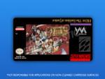 SNES - FEDA: The Emblem of Justice Label