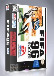 SNES - FIFA 96 Soccer