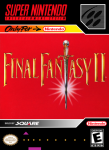 SNES - Final Fantasy II (front)
