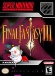 SNES - Final Fantasy III (front)