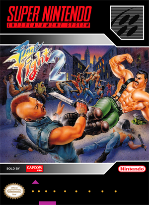 SNES - Final Fight 2 (front)