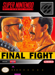 SNES - Final Fight (front)