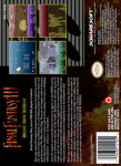 SNES - Final Fantasy III: Brave New World (back)
