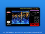 SNES - Final Fantasy IV