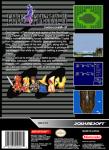 SNES - Final Fantasy IV (back)