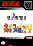 SNES - Final Fantasy IV (front)
