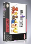 SNES - Final Fantasy IV