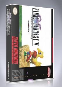 SNES - Final Fantasy V