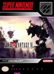 SNES - Final Fantasy VI (front)