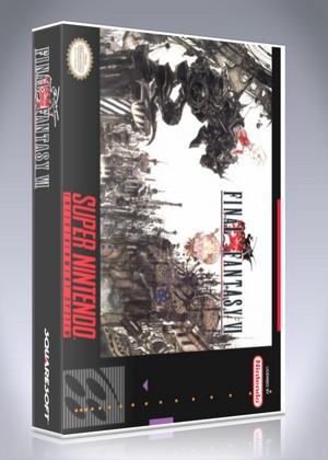 SNES - Final Fantasy VI