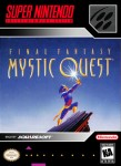 SNES - Final Fantasy Mystic Quest (front)