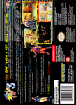 SNES - Final Fight 3 (back)