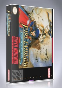 SNES - Fire Emblem: Genealogy of the Holy War
