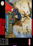 SNES - Fire Emblem: Genealogy of the Holy War (front)