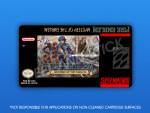 SNES - Fire Emblem: Mystery of the Emblem