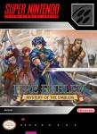SNES - Fire Emblem: Mystery of the Emblem (front)