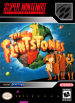SNES - Flintstones, The: The Movie (front)
