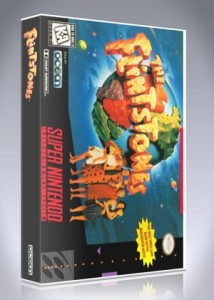 SNES - Flintstones, The: The Movie