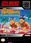 SNES - Flintstones, The: The Treasure of Sierra Madrock (front)
