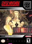 SNES - Front Mission (front)