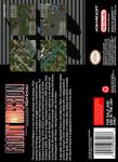 SNES - Front Mission (back)