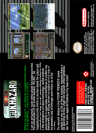 SNES - Front Mission: Gun Hazard (back)