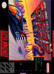 SNES - F-Zero 2 (front)