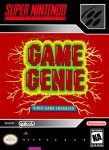 SNES - Game Genie (front)