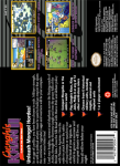 SNES - Genghis Khan II: Clan of the Gray Wolf (back)
