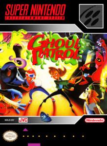 SNES - Ghoul Patrol (front)