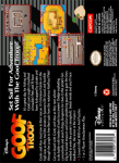 SNES - Goof Troop (back)