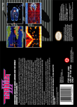 SNES - Gradius III (back)