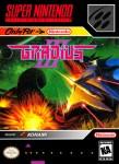SNES - Gradius 3 (front)