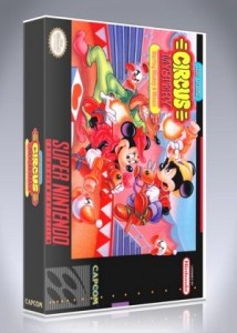 SNES - Great Circus Mystery Starring Mickey Mouse, The