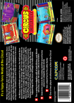 SNES - Great Circus Mystery Starring Mickey Mouse, The (back)