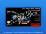 SNES - Gundam Wing: Endless Duel Label