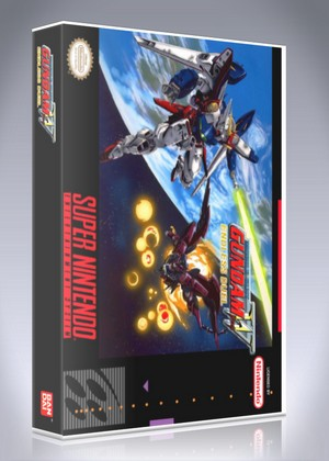 SNES - Gundam Wing: Endless Duel