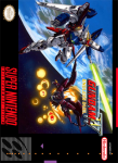 SNES - Gundam Wing: Endless Duel (front)
